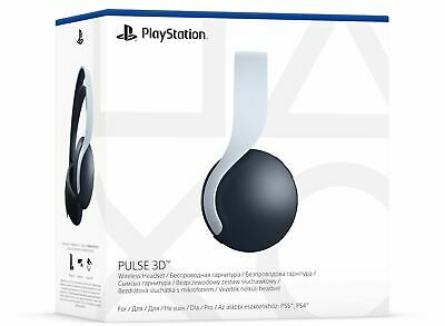 £89.99 • Buy PlayStation 5 PULSE 3D Wireless Headset (PS5) Brand New & Sealed Free UK P&P