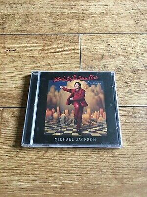 Michael Jackson - Blood On The Dance Floor History In The Mix CD • 5.34£