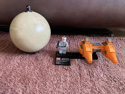 LEGO Star Wars 9678 Planets Series 2 Twin Pod Cloud Car Complete No Instructions • 5.50£