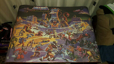 $64.99 • Buy Poster Masters Of The Universe Large 30x21