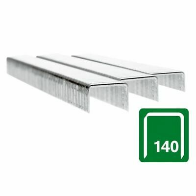 Rapid 140/10nb 10mm Stainless Steel Staples Narr Qty 650 • 4.99£