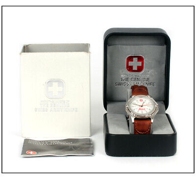 $ CDN765.76 • Buy Leica Wenger S. A. K. Design Swiss Army Knife Stainless Steel Automatic Watch
