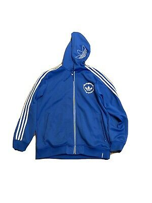 Adidas Hooded Track Top Size Large.(522a) • 14.99£