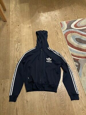 Adidas Hooded Track Top Size Xl.(523a) • 15£