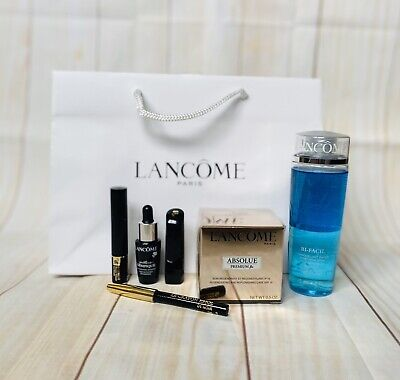 Lancome Absolue Gift Set 6pcs Absolue Premium Bx Day Cream, Women Beauty Kit • 39.99£
