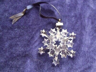 Swarovski Crystal  CHRISTMAS STAR 2004  • 53£