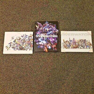 AU54.20 • Buy Overwatch Visual Source Art Book, The Art Of Overwatch, & More Blizzard
