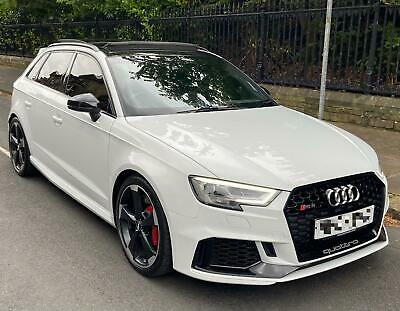 Audi Rs3 Sport-back 2.5 2017 67 Damaged Repaired Huge Spec Cat S/n/d May Px • 33,995£