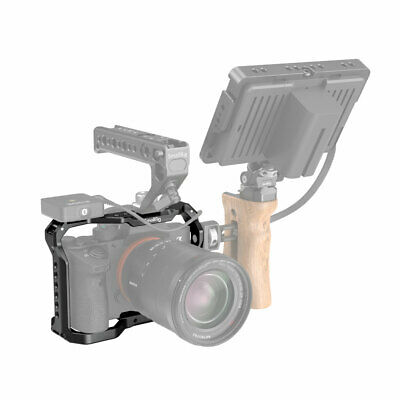 $ CDN45.99 • Buy SmallRig Full Cage With 1/4 -20 Screw And ARRI-style Mounts For Sony A7 III A7R