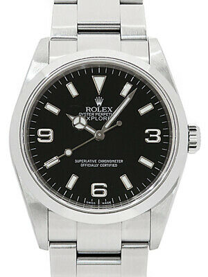 $ CDN9870.96 • Buy Rolex Watch Ref 114270 EXPLORER 7.08inch Maintained Overhauled Ex++
