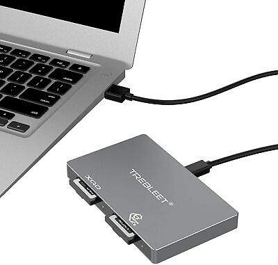 $ CDN63.42 • Buy Dual-Slot CFexpress And XQD Card Reader USB 3.2 Gen 2 10Gbps