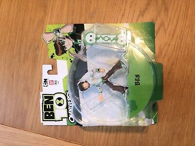 NEW SEALED Ben 10 Omniverse 10cm Alien Collection Figure Hoody With SKATEBOARD • 7.50£