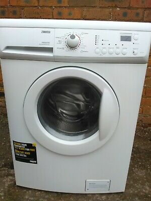 Zanussi Easyiron Washer Dryer Washing Machine 1400 Rpm Delivery Available • 125£