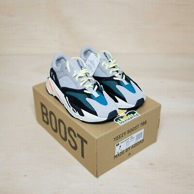 $ CDN924.24 • Buy Adidas Yeezy Boost 700 Wave Runner Solid Grey Size 7, DS BRAND NEW