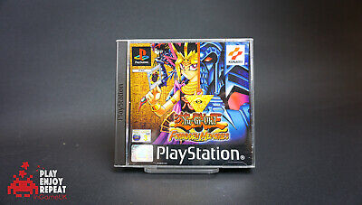 Yu-Gi -Oh Forbidden Memories Sony Playstation PS1 FAST AND FREE UK POSTAGE • 21.95£
