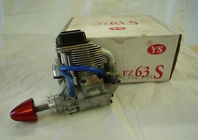 AU195 • Buy Ys Fz63s 4 Stroke Engine Excellent Condition And Compression