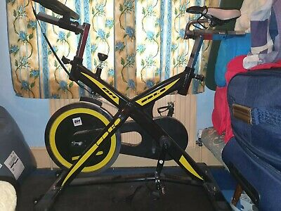 BH Fitness SB1.8 Spin Bike / Exercise Bike / Indoor Cycle • 50£