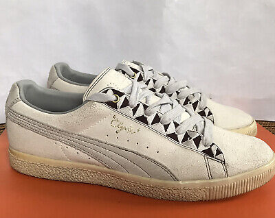 Puma Clyde Rare Promo Sample Trainers Uk 8 • 28£
