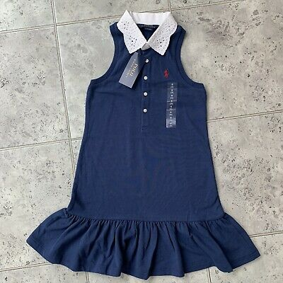 Brand New With Tags Ralph Lauren Polo Dress Age 7 Years • 5.30£