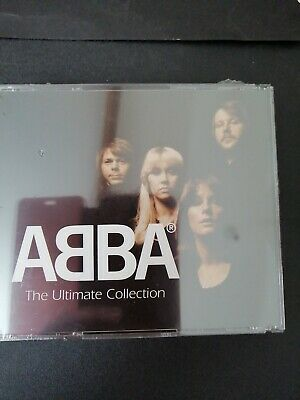CD ABBA The Ultimate Collection • 3.70£