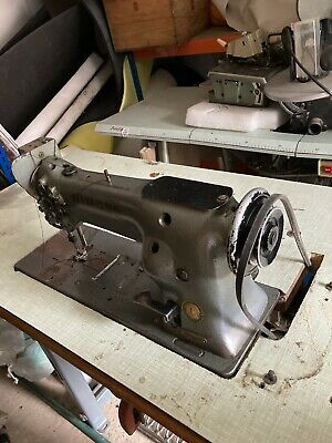 Twin Needle Industrial Sewing Machine • 50£