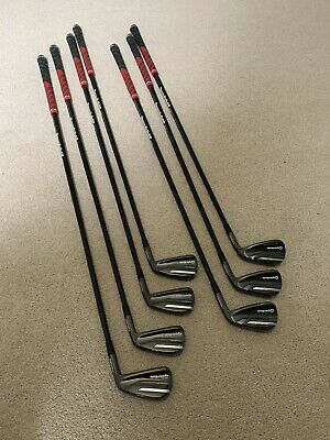 Taylormade P790 Limited Edition Black Iron Set - 4-PW • 399£