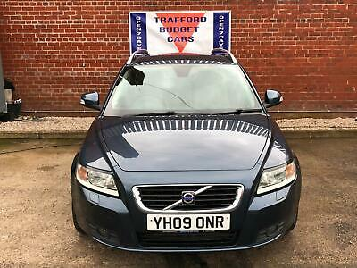 Volvo V50 2009 2.0d Lux, Full History & 3 Months Warranty @ Asking Price. Cheap. • 1,799£