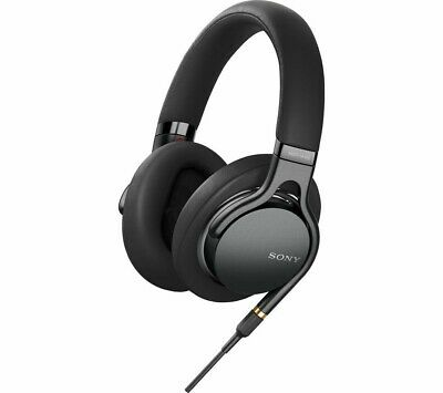 Sony MDR-1AM2 Over-Ear Headphones With Mic Cable - Black • 51£