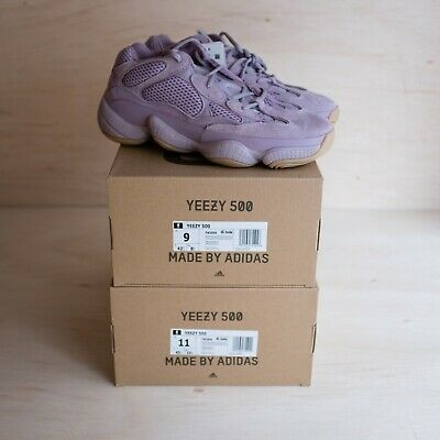 $ CDN526.07 • Buy Adidas Yeezy 500 Soft Vision Size 9 DS Brand New
