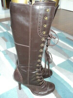 Red Herring - Very Nice Ladies Boots - Size 3 • 7.99£