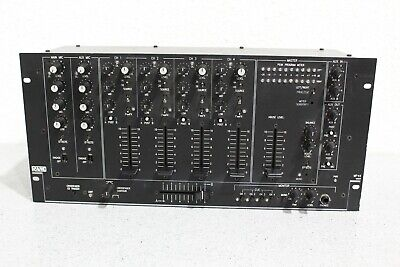 Rane MP 44 DJ Mixer Fully Tested Nice Condition FREE SHIPPING • 509.27£