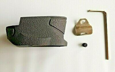 $10.89 • Buy S&W M&P Shield Magazine Extension +2 Rounds 9mm / .40 Cal - Mag Base Grip EMP