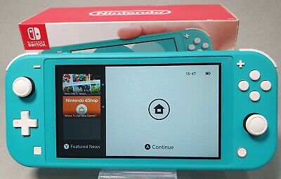 AU187.50 • Buy Nintendo Switch Lite - Turquoise Console - Hdh-001