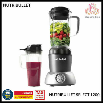 AU175 • Buy NutriBullet Select 1200 - NB07200-1210DG *AU STOCK*