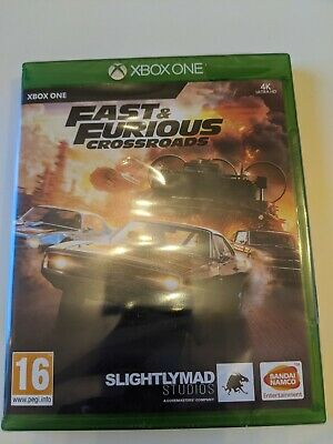 XBOX ONE Fast And Furious: Crossroads Game Racing Brand New & Sealed  • 25.98£