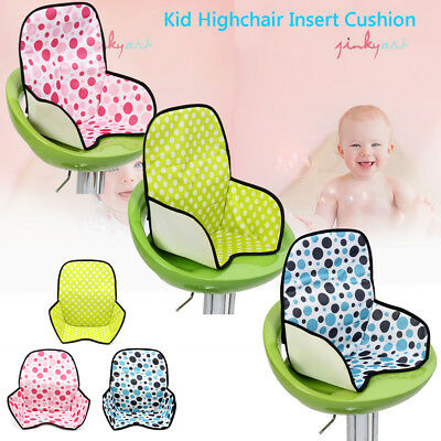 £6.95 • Buy Fordable Toddler Dining Seat Nursery Baby / Child / Kid Highchair Insert  HOT