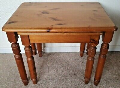 Westminster Pine Nest Of Tables • 22.49£