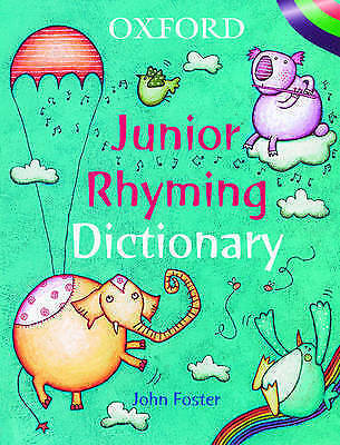 OXFORD JUNIOR RHYMING DICTIONARY By Oxford University Press (Paperback, 2005) • 0.99£
