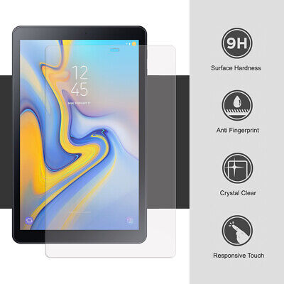 $ CDN6.07 • Buy Tempered Glass Screen Protector For Samsung Galaxy Tab T500 T510 T580 S6 Lite