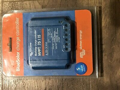 Bluesolar MPPT 75/15 Solar Charge Controller - Victron Energy SCC010015050R • 62£