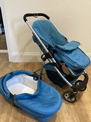 ICandy Pram And Carrycot - Cherry  • 60£