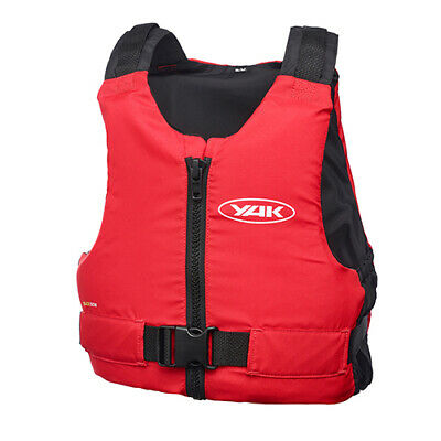 Save 10% Yak Blaze Buoyancy Aid Front Zip  Kayak Dinghy Canoe XL And Xxl Now In • 31.50£
