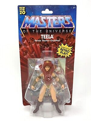 $20.99 • Buy Masters Of The Universe Origins Teela Walmart Exclusive!