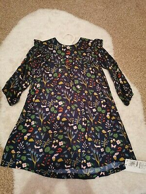 Marks And Spencer (m&s) Girls Dress 12-18 Months New With Tags  • 5£
