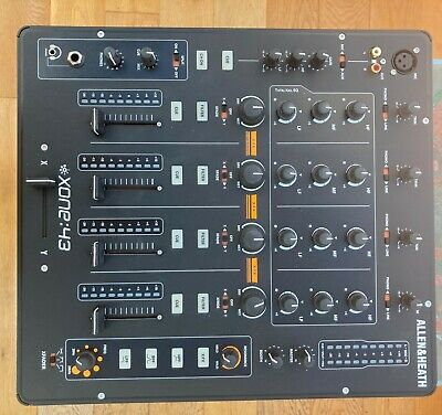 Allen And Heath XONE 43 Channel Pro Mixer Excellent Condtion • 499£