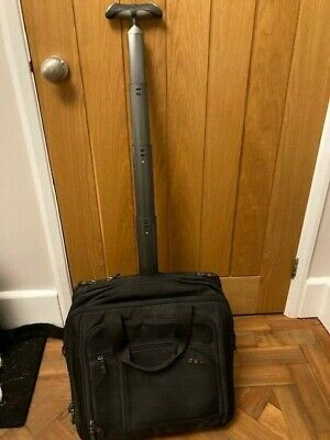 Swiss Gear Laptop / Luggage Bag With Wheels - Excellent Condition ! • 0.01£
