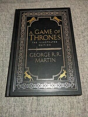 A Game Of Thrones (A Song Of Ice And Fire) By George R. R. Martin (Hardback,... • 18£