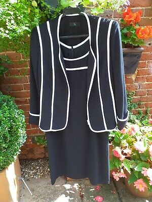Tia Dress And Jacket Size 12 • 4.70£