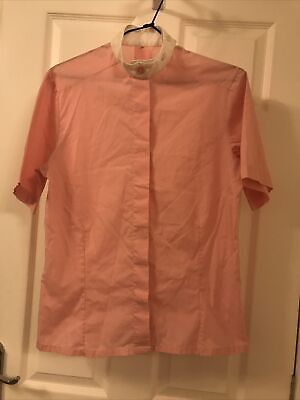 Corinne Collins Show Jumping Shirt Size 12 • 14£