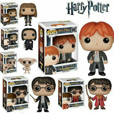 Funko POP! Harry Potter Vinyl Action Figure Toys Collection Kids Gift In Box NEW • 8.99£
